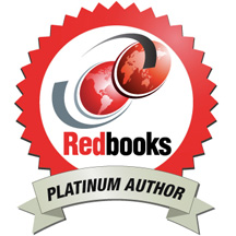 Redbooks Author Digital Badge