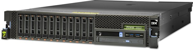IBM Power S822 server