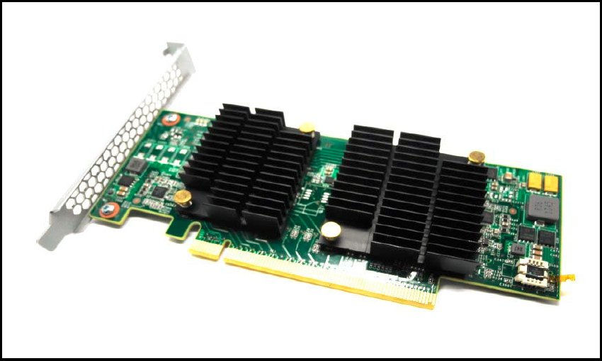 FlashSystem V840 Real-time accelerator card