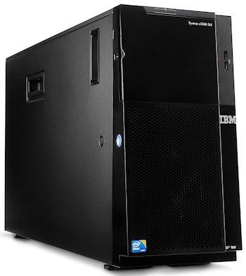 The IBM System x3500 M4