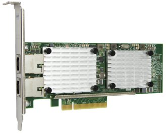 Figure 1. PCIe2 2-Port 10GbE Base-T Adapter