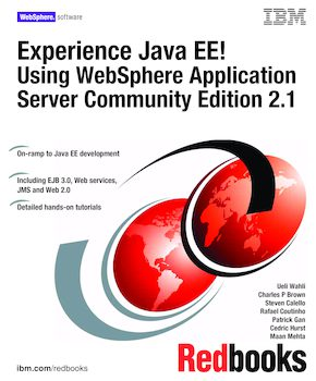 Experience Java EE! Using WebSphere Application Server Community